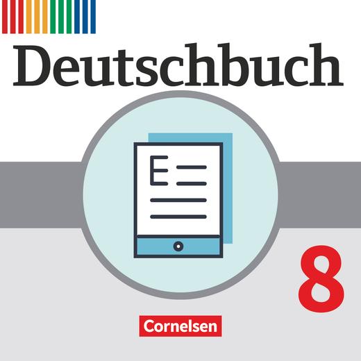 Deutschbuch Gymnasium - Schülerbuch als E-Book - 8. Schuljahr