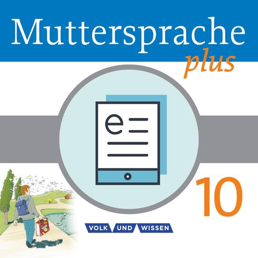 Muttersprache plus - Schülerbuch als E-Book - 10. Schuljahr