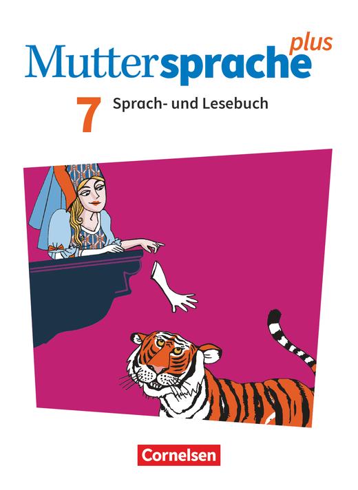 Muttersprache plus - Schülerbuch - 7. Schuljahr