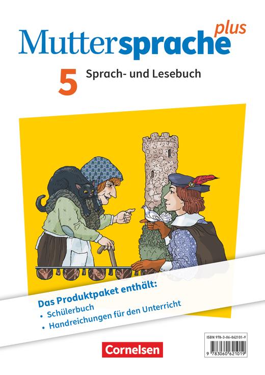 Muttersprache plus - Schülerbuch und Handreichungen im Paket - 5. Schuljahr