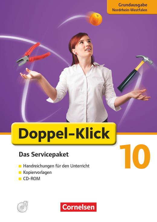 Doppel-Klick - Servicepaket - 10. Schuljahr