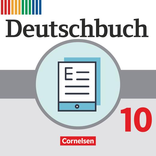 Deutschbuch Gymnasium - Schülerbuch als E-Book - 10. Schuljahr (nur für das G9)