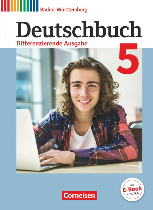 Deutschbuch - Schülerbuch - Band 5: 9. Schuljahr