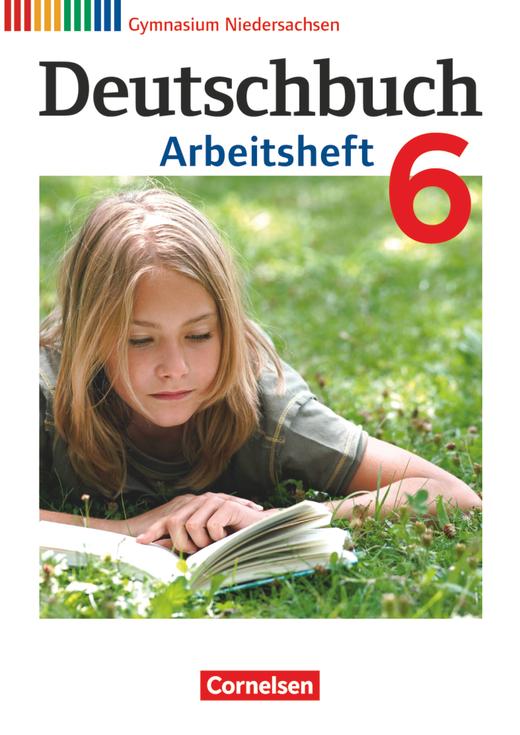 Deutschbuch Gymnasium - Arbeitsheft mit Lösungen - 6. Schuljahr