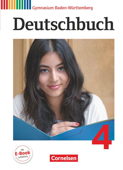 Deutschbuch Gymnasium - Schülerbuch - Band 4: 8. Schuljahr