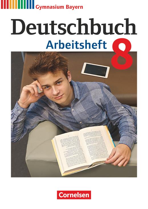 Deutschbuch Gymnasium - Arbeitsheft mit Lösungen - 8. Jahrgangsstufe