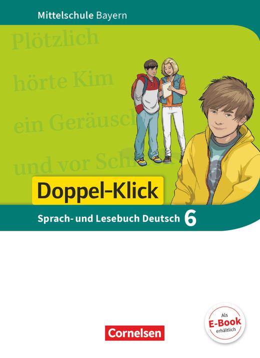 Doppel-Klick - Schülerbuch - 6. Jahrgangsstufe
