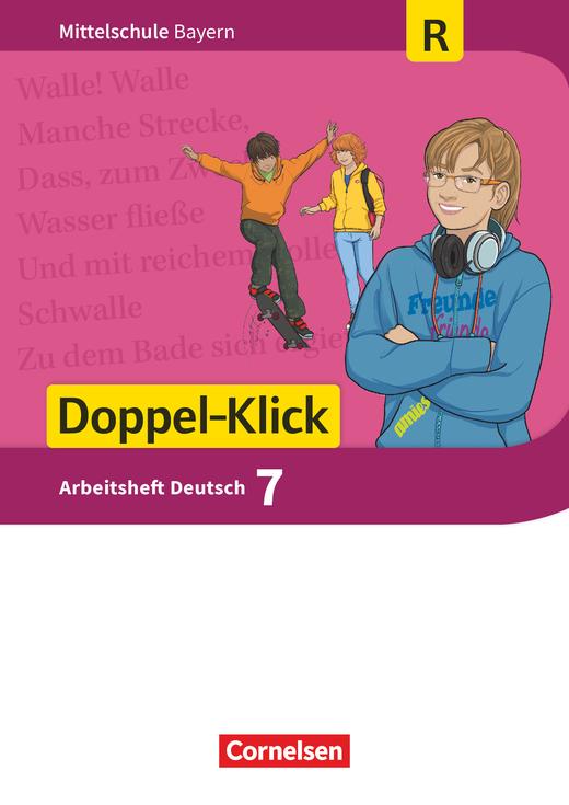 Doppel-Klick - Arbeitsheft mit Lösungen - 7. Jahrgangsstufe