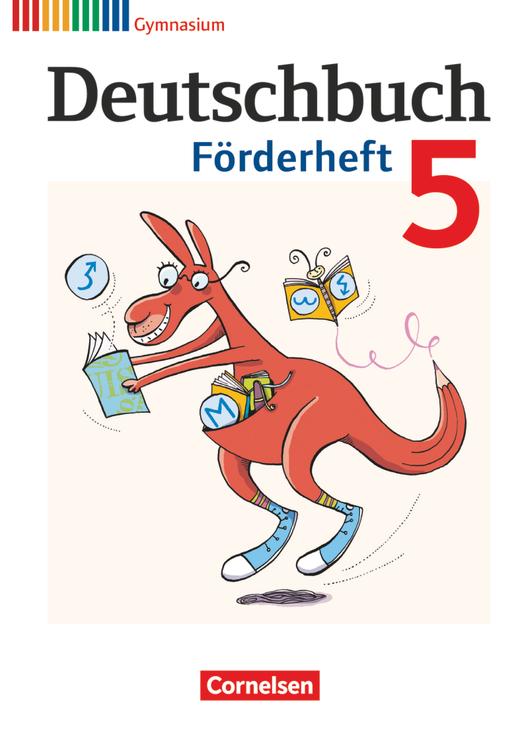 Deutschbuch Gymnasium - Förderheft - 5. Schuljahr