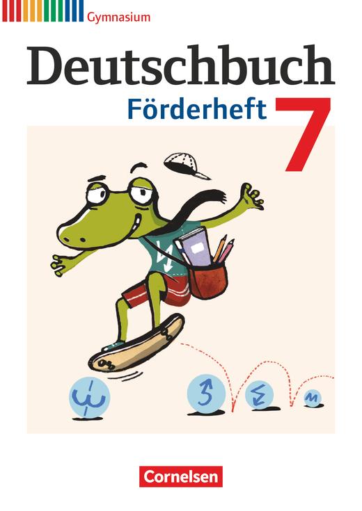 Deutschbuch Gymnasium - Förderheft - 7. Schuljahr