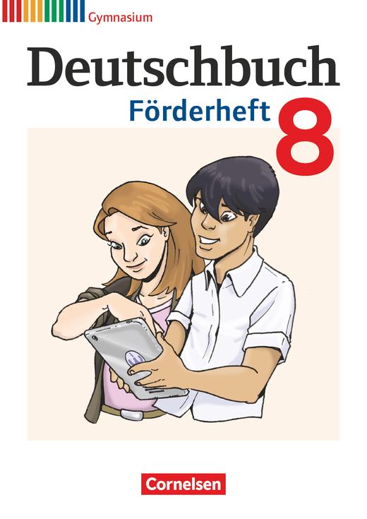 Deutschbuch Gymnasium - Förderheft - 8. Schuljahr