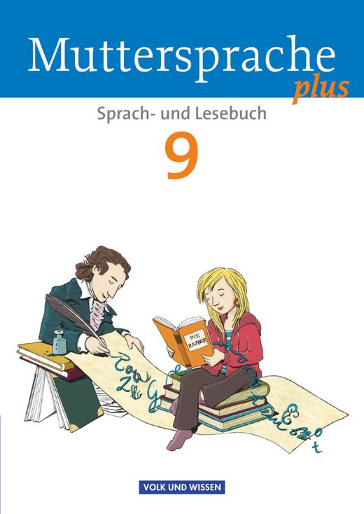 Muttersprache plus - Schülerbuch - 9. Schuljahr