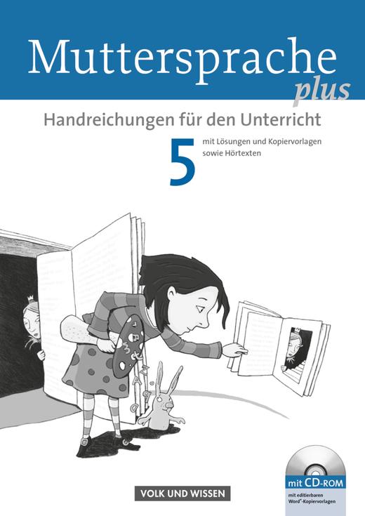 Muttersprache plus - Handreichungen für den Unterricht mit CD-Extra - 5. Schuljahr