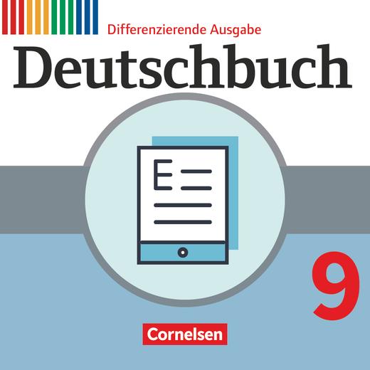 Deutschbuch - Schülerbuch als E-Book - 9. Schuljahr