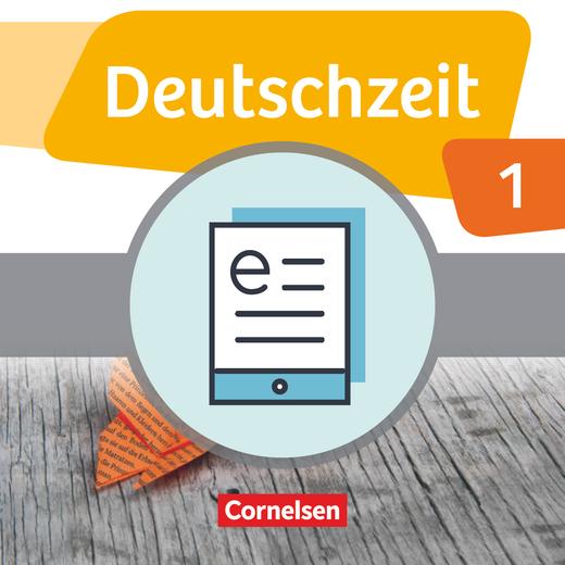 Deutschzeit - Schülerbuch als E-Book - Band 1: 5. Schuljahr