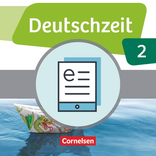 Deutschzeit - Schülerbuch als E-Book - Band 2: 6. Schuljahr