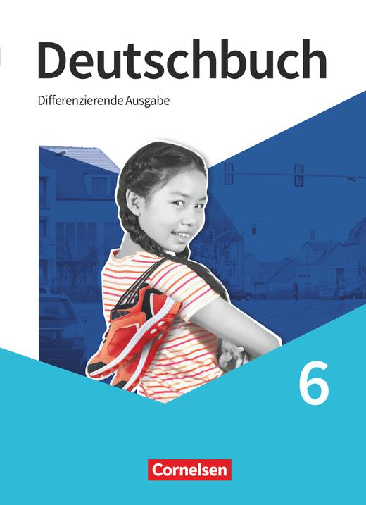 Deutschbuch - Schülerbuch - 6. Schuljahr