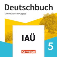 Deutschbuch - Interaktive Übungen als Ergänzung zum Arbeitsheft - 5. Schuljahr
