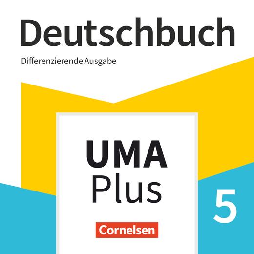 Deutschbuch - Unterrichtsmanager Plus - mit Download für Offline-Nutzung - 5. Schuljahr