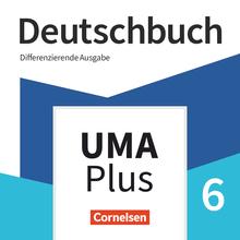Deutschbuch - Unterrichtsmanager Plus - mit Download für Offline-Nutzung - 6. Schuljahr