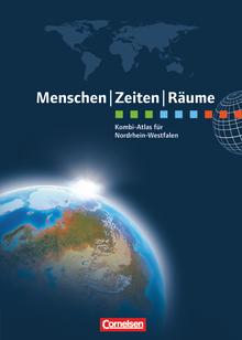 Menschen-Zeiten-Räume - Kombi-Atlas für Nordrhein-Westfalen mit Arbeitsheft
