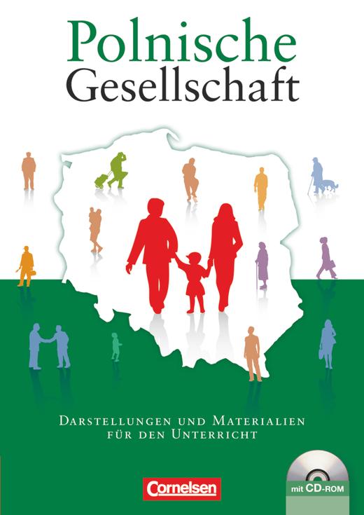 Polnische Gesellschaft - Schülerbuch mit CD-ROM
