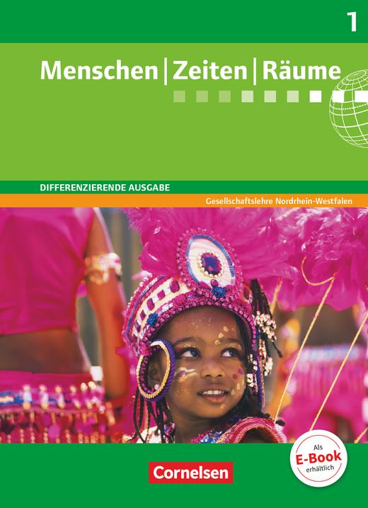 Menschen-Zeiten-Räume - Schülerbuch - Band 1: 5./6. Schuljahr