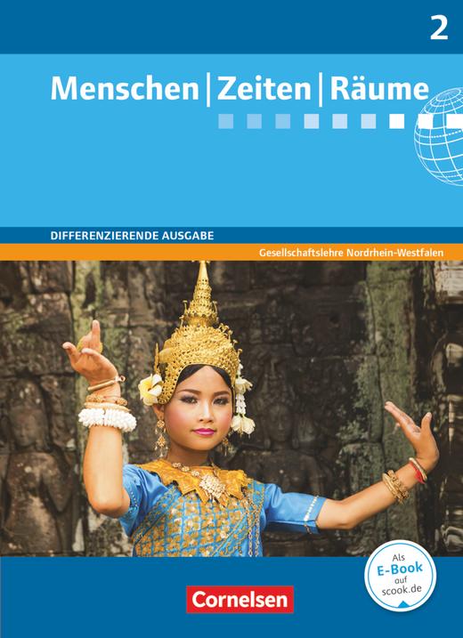 Menschen-Zeiten-Räume - Schülerbuch - Band 2: 7./8. Schuljahr