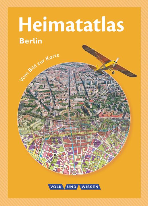 Heimatatlas für die Grundschule - Atlas