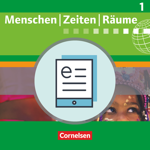 Menschen-Zeiten-Räume - Schülerbuch als E-Book - Band 1: 5./6. Schuljahr