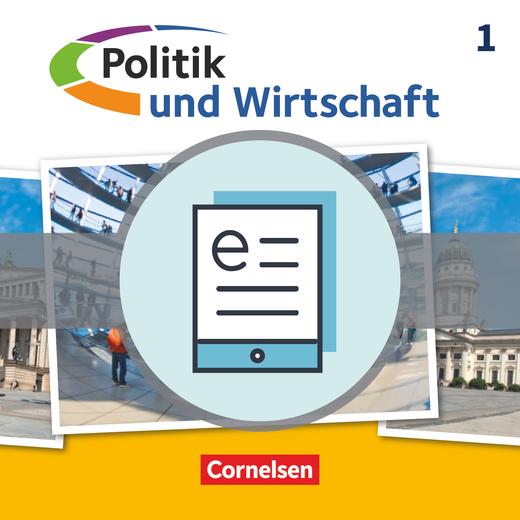 Politik und Wirtschaft - Schülerbuch als E-Book - Einführungsphase