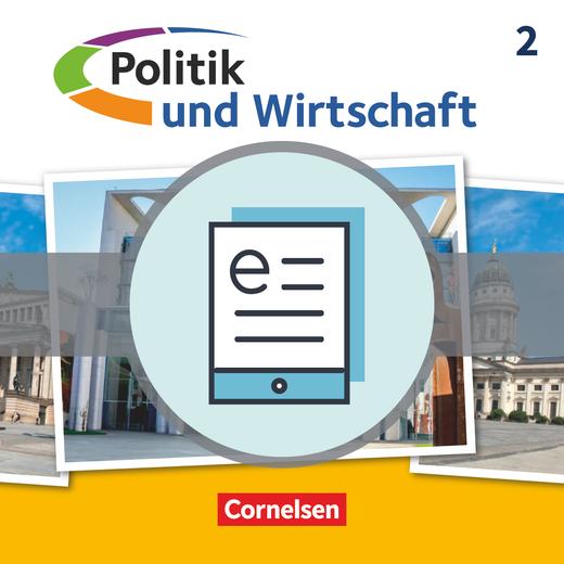 Politik und Wirtschaft - Schülerbuch als E-Book - Qualifikationsphase