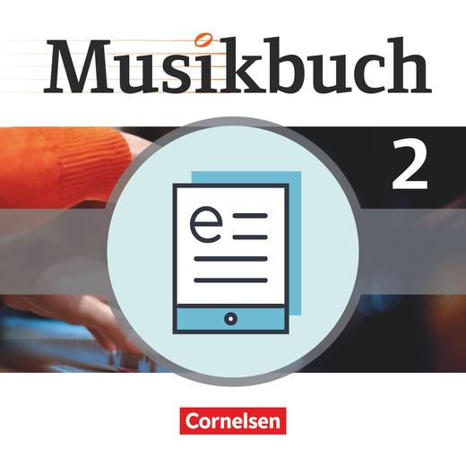 Musikbuch - Schülerbuch als E-Book - Band 2