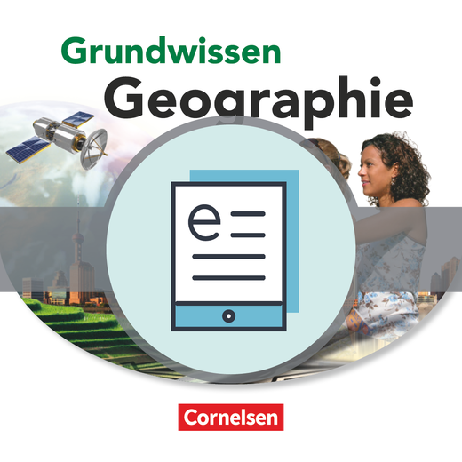 Grundwissen Geographie - Sekundarstufe II - Schülerbuch als E-Book