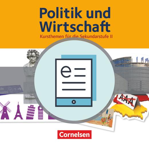 Politik und Wirtschaft - Europa - Schülerbuch als E-Book - Band 7