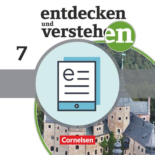 Entdecken und verstehen - Vom Hochmittelalter bis zum Zeitalter des Absolutismus - Schülerbuch als E-Book - 7. Jahrgangsstufe