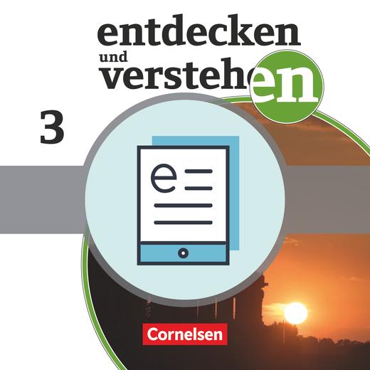 Entdecken und verstehen - Vom Deutschen Kaiserreich bis zum Ende des Zweiten Weltkrieges - Schülerbuch als E-Book - Band 3: 9. Schuljahr