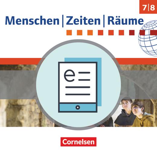Menschen-Zeiten-Räume - Schülerbuch als E-Book - Band 2: 7./8. Schuljahr