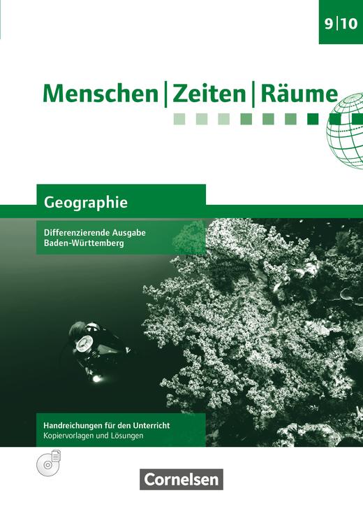 Menschen-Zeiten-Räume - Handreichungen für den Unterricht - Band 3: 9./10. Schuljahr