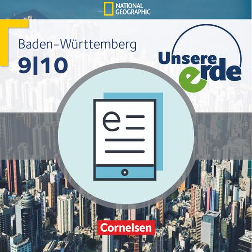 Unsere Erde - Schülerbuch als E-Book - 9./10. Schuljahr