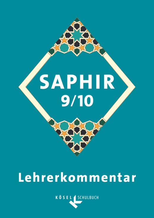 Saphir - Lehrerkommentar - 9./10. Schuljahr