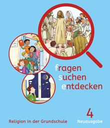 Fragen-suchen-entdecken - Neuausgabe (Bayern und Hessen)
