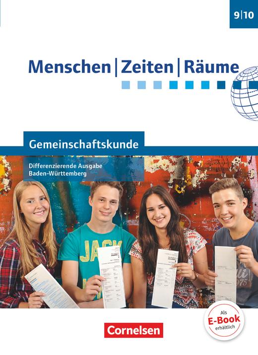 Menschen-Zeiten-Räume - Schülerbuch - Band 2: 9./10. Schuljahr