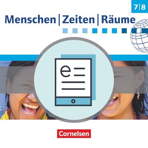 Menschen-Zeiten-Räume - Schülerbuch als E-Book - Band 1: 7./8. Schuljahr