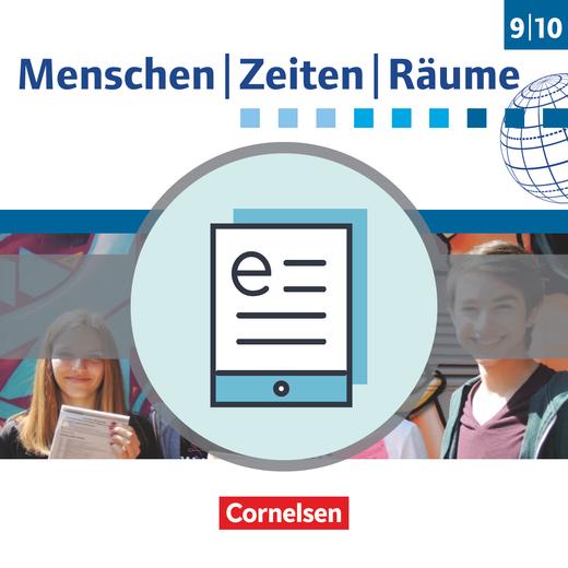 Menschen-Zeiten-Räume - Schülerbuch als E-Book - Band 2: 9./10. Schuljahr