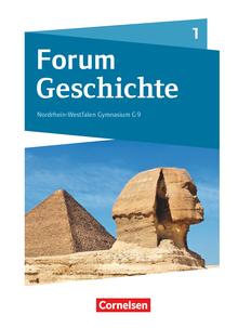 Forum Geschichte - Neue Ausgabe - Schülerbuch - Band 1