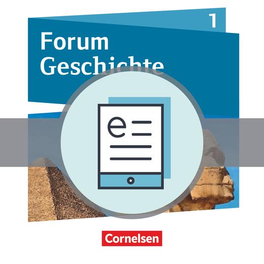 Forum Geschichte - Neue Ausgabe - Schülerbuch als E-Book - Band 1