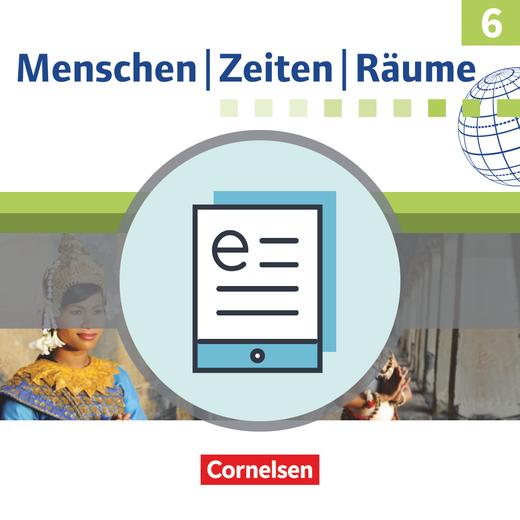 Menschen-Zeiten-Räume - Schülerbuch als E-Book - 6. Schuljahr