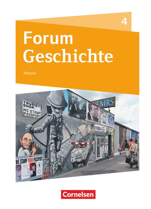 Forum Geschichte - Neue Ausgabe - Vom Ende des Ersten Weltkrieges bis zur Gegenwart - Schülerbuch - Band 4