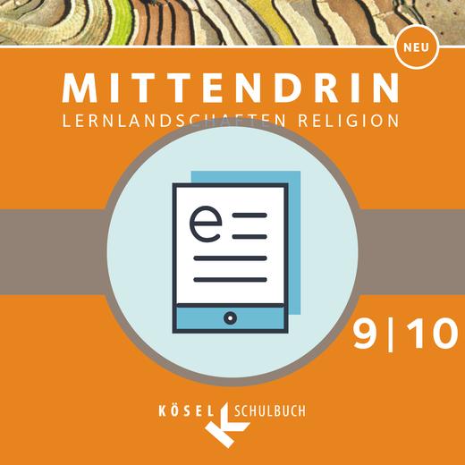 Mittendrin - Schülerbuch als E-Book - Band 3: 9./10. Schuljahr